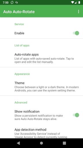 Download APK: Auto Auto-Rotate v0.11.1 [Paid]