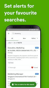 jobsDBSG-シンガポールの求人検索アプリで求人を探す