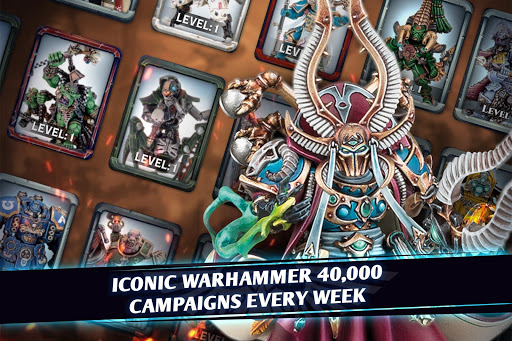 Warhammer Combat Cards - 40K Edition 32.1 screenshots 2