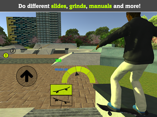 Skateboard FE3D 2 - Freestyle Extreme 3D 1.28 screenshots 17