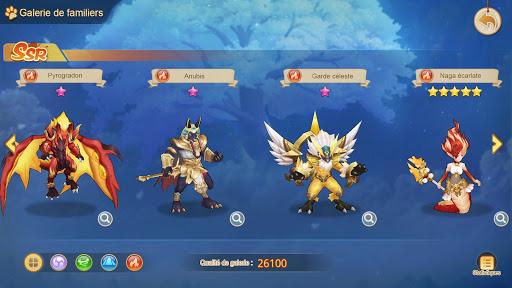 Code Triche Guardians of Cloudia (Astuce) APK MOD screenshots 5
