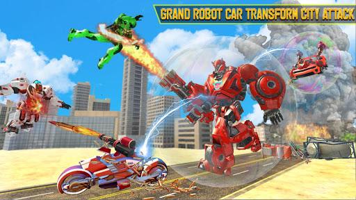 Robot Car Transform 2020 : Robo Wars 1.20 Screenshots 3