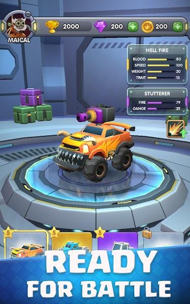 Crash Arena