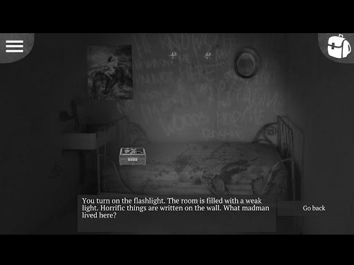 The Darkest Woods: Horror quest  screenshots 11