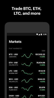 Coinbase Pro – Bitcoin & Crypto Tradingのおすすめ画像2