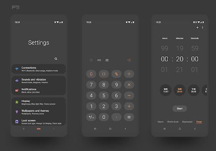PitchBlack S – Samsung Substratum Theme Oreo/OneUI 36.0 Apk 2