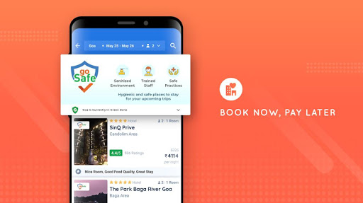 Goibibo - Hotel Car Flight IRCTC Train Bus Booking 10.4.3 screenshots 5