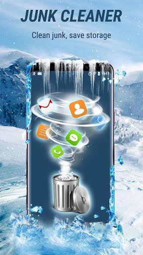 CPU Cooler - Cooling Master, Phone Cleaner Booster apktram screenshots 4