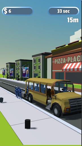 Télécharger Bus Stop mod apk screenshots 4