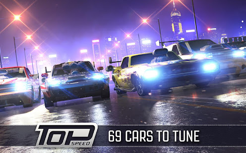 Top Speed: Drag & Fast Racing Unlimited Money