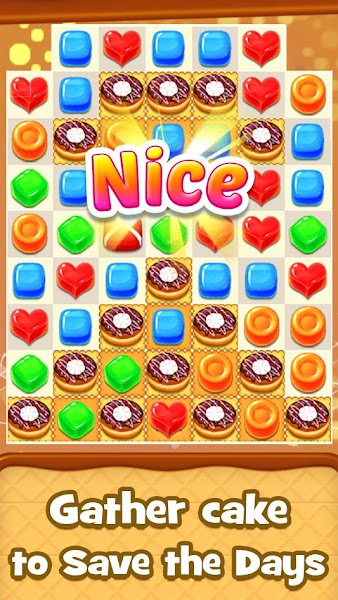 Cookie Smash Free New Match 3 Game | Swap Candy