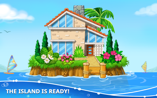 Game Island. Kids Games for Boys. Build House 2.3.1 screenshots 5