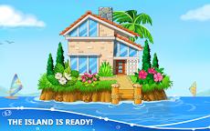 家と島を建てよう. 子供向けのゲームを構築しよう.のおすすめ画像5