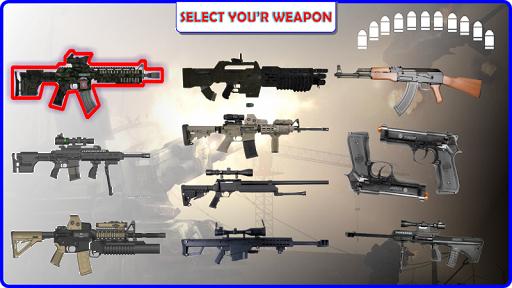 Modern Warfare action: Offline Critical games Apkfinish screenshots 5