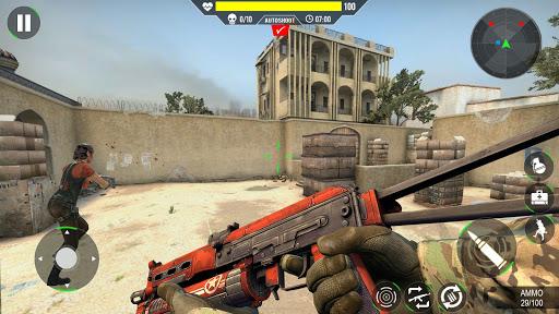 Fury Counter Strike Real Shooting Game 2020 1.5 screenshots 2