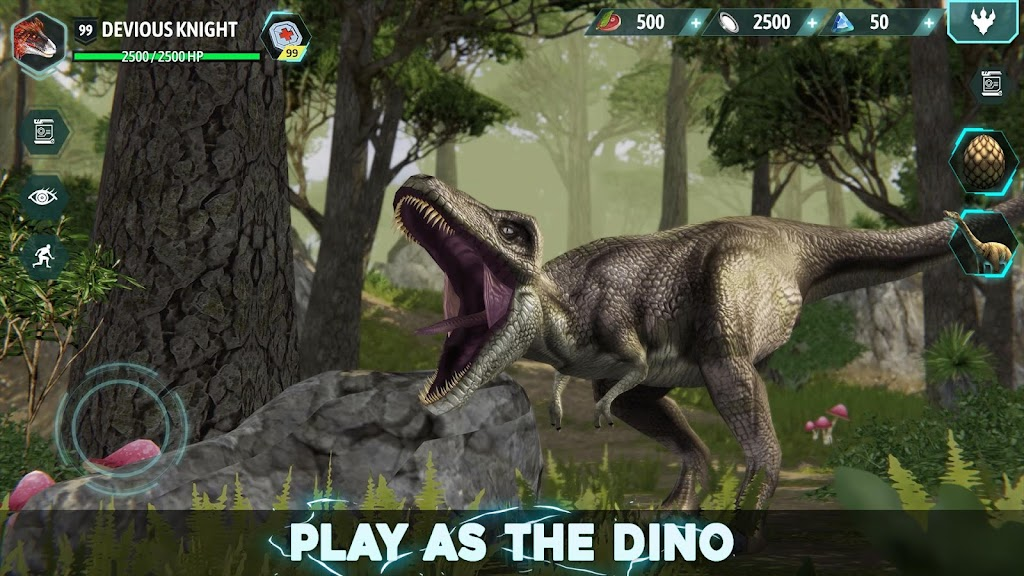 Dino Tamers - Jurassic Riding MMO  poster 3