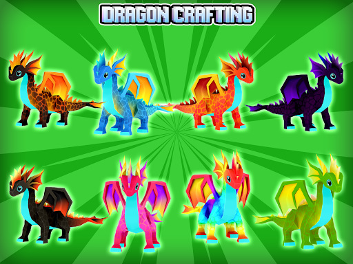 Dragon Craft 1.9.10 screenshots 9