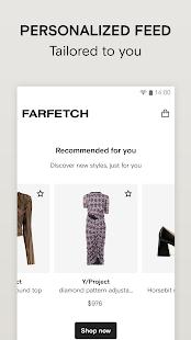 FARFETCH u2014 Designer Clothing Shopping for Spring screenshots 4