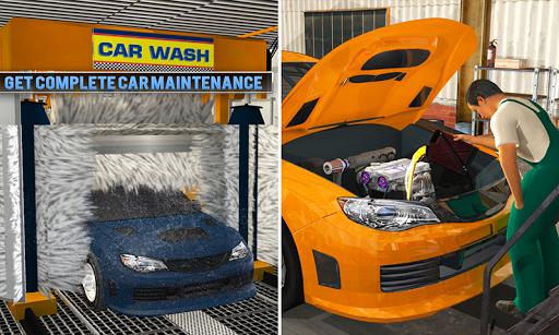 Smart Car Wash Service Screenshot 1