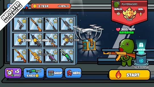 Free Imposter Battle Royale 4