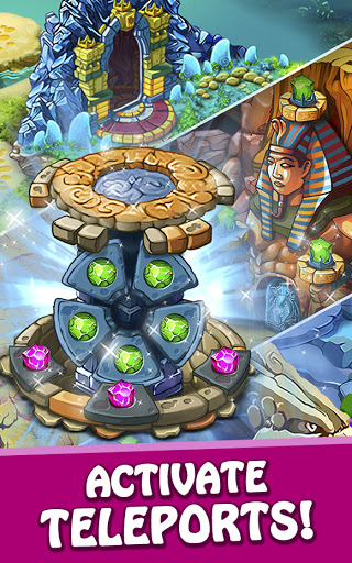 Magica Travel Agency - Match 3 Puzzle Game 1.3.0 screenshots 7