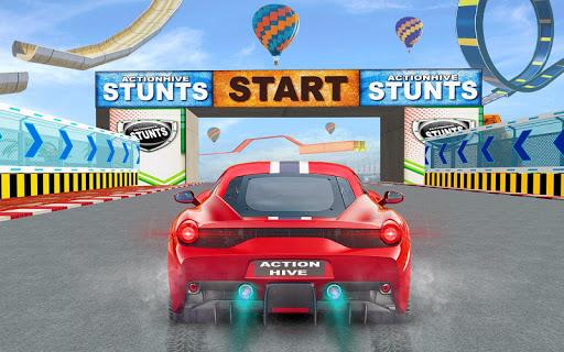 Mega Ramp Car Stunt 3D: Car Stunt Games 1.0 screenshots 1