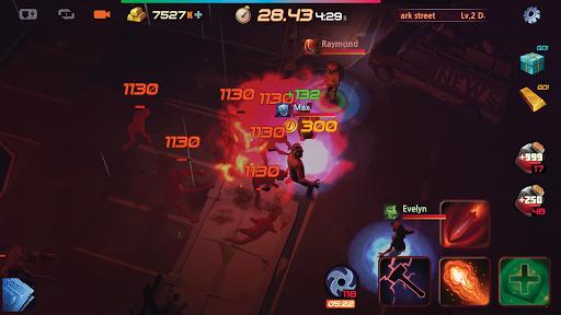 Code Triche Defense Monster Hunter: Idle Battle (Astuce) APK MOD screenshots 3