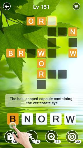 Words of Wilds: Addictive Crossword Puzzle Offline 1.7.5 screenshots 12