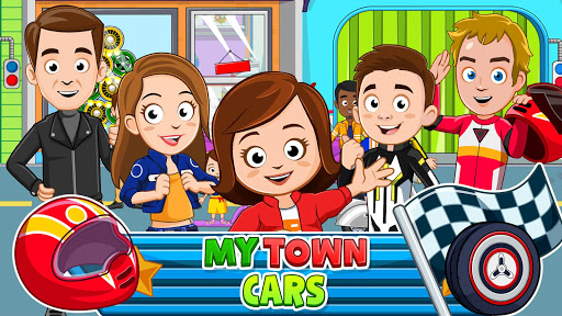 My Town: Car Garage. Wash & Fix kids Car Game Free 1.09 screenshots 11