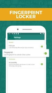 Free Chat Locker for WhatsApp 4