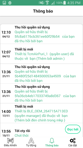 Makihome 2.4.13-a Screenshots 3