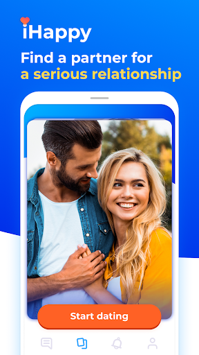 Dating with singles nearby - iHappy 1.0.47 Screenshots 3
