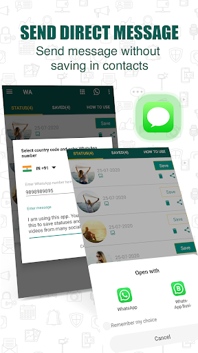 Status Download for WhatsApp android2mod screenshots 7