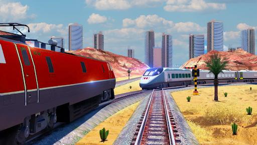 City Train Simulator 2021 New u2013 Offline Train Game 2 screenshots 7