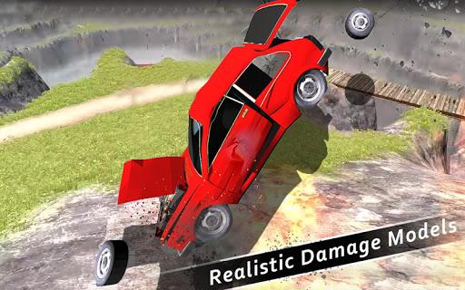 Car Crash Test Simulator 3d: Leap of Death 1.6 Screenshots 4