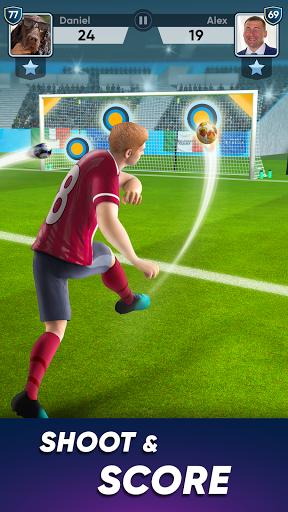 SOCCER Kicks - Stars Strike & Football Kick Game  screenshots 11