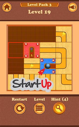 roll the ballz - ball puzzle screenshot 3