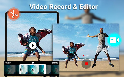 HD Camera - Video, Panorama, Filters, Photo Editor 1.7.6 Screenshots 10
