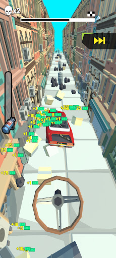 Drivengers - Drive and smash! apkpoly screenshots 4