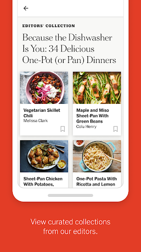 nyt cooking screenshot 2