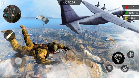 Gun Strike: Modern 3D FPS – Offline Shooting Game MOD APK 1
