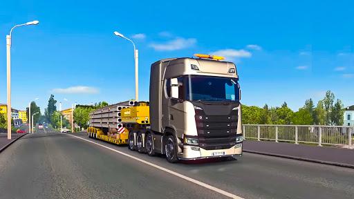 Euro Truck Parking Simulator 2021: 3d parking Game 0.4 screenshots 8
