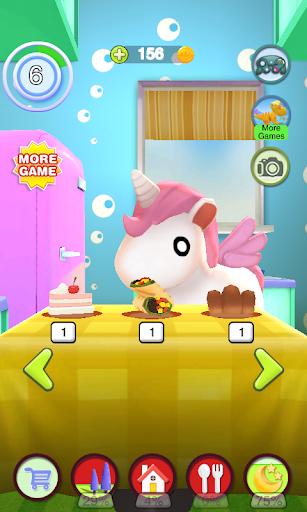 Talking Unicorn apktram screenshots 5