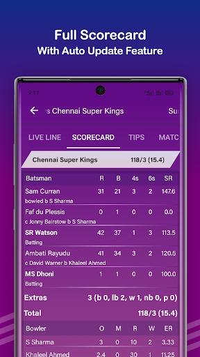 Cric Line Guru Pro | Exchange Live Line modavailable screenshots 3