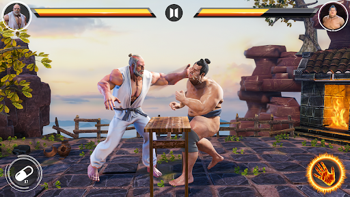 Kung fu fight karate offline games 2020: New games screenshots 4
