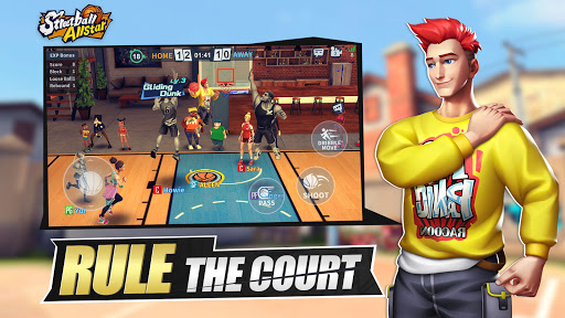 Streetball Allstar  screenshots 1