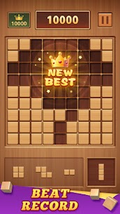 Wood Block 99 – Wooden Sudoku Puzzle 8