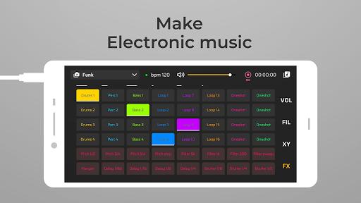 DJ Loop Pads 3.9.19 Screenshots 2