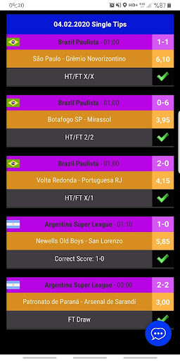 the expert terimo betting tips (no ads) screenshot 3