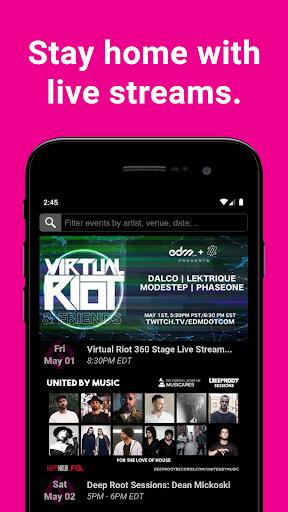 Edmtrain Concerts  screenshots 3